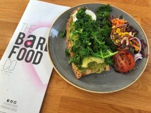Vegan Menu The Bare Food Co