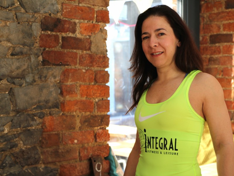 Francisca Moniz of Integral Fitness - The Benefits of Lifting Weights